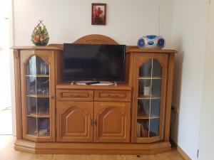 Ferienhaus Wohnzimmer-2