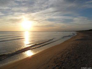 Insel Usedom Sonnenaufgang